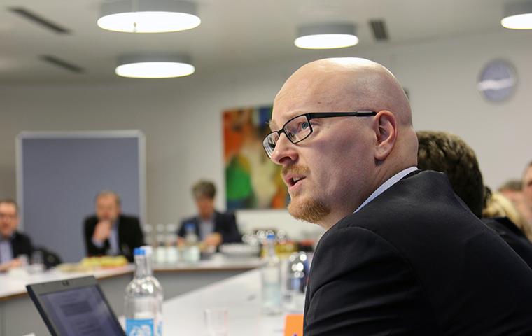 AK Leiter Riccardo Wagner