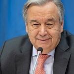 """""""Unseren Wert durch Handeln unter Beweis stellen"""": Guterres will, dass sich die UN 2019 auf 5 Punkte konzentrieren"""
