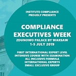 Compliance Executives Week (CEW)