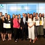 Vier Unternehmen für wegweisendes Engagement ausgezeichnet