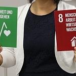 Konferenz zur Agenda 2030: Lösungsansätze zur Erreichung der Nachhaltigkeitsziele diskutiert