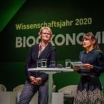 Mit Bioökonomie in eine nachhaltige Zukunft