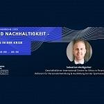 """Webcast: """"Agilität und Nachhaltigkeit – Zwei Megatrends in der Krise"""""""