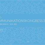 CSR-Kommunikationskongress findet digital statt – eine Woche lang, mit 5 Themen an 5 Tagen.